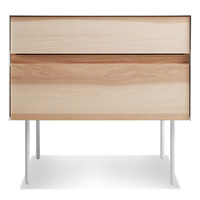 Clad Nightstand - Modern Bedside Table & Side Table | Blu Dot