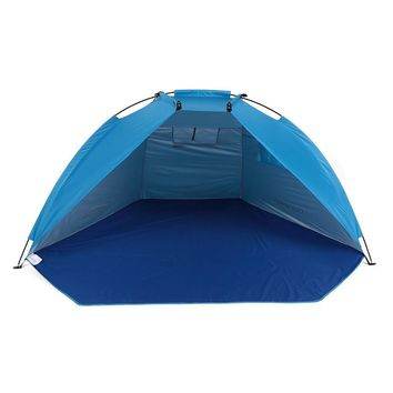 UV Protection Ultralight Beach Tent 2-3 people