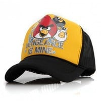 Anger birds pattern baseball cap   style zz926013 in  Indressme