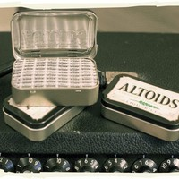 Portable Mint Tin Amp and Speaker for Electric Guitar by ampoids