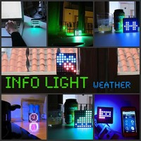 L8 Smartlight Uses 8-Bit Graphics To Inform You Of Smartphone Alerts