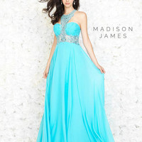 Madison James Prom 15-166 Madison James Lillian's Prom Boutique