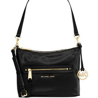 Michael Michael Kors Rhea Nylon Medium Convertible Shoulder Bag