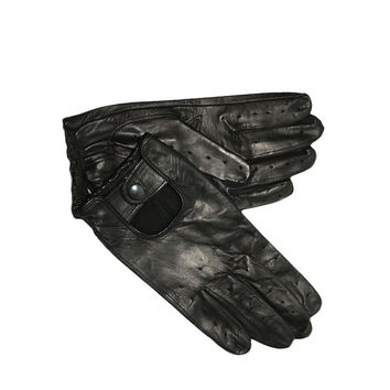 Italian Leather Driving Glove