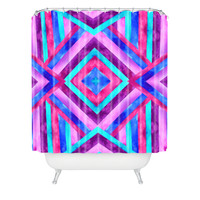 Jacqueline Maldonado Habanera Shower Curtain