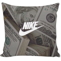 NIKE MONEY PILLOW