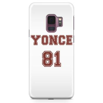 Beyonce Shirt Yonce Shirt Be Yonce 81 Samsung Galaxy S9 Plus Case | Casefantasy