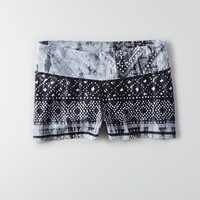 AEO DOTTED SOFT SHORTIE