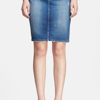 Current/Elliott 'The Stiletto' Denim Pencil