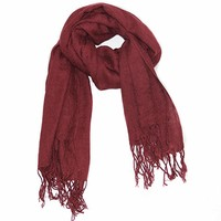 Pashmina Scarf in Beautiful Solid Colors
