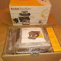 Kodak EASYSHARE G610 Printer & Color Cartridge & Photo Paper Kit