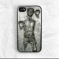iPhone 4s Case Han Solo in Carbonite  Case SPECIAL by CRAFIC