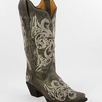 Corral Dahlia Embroidery Cowboy Boot