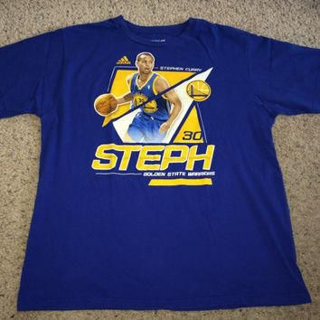 Sale!! Adidas Stephen Curry Basketball Shirt Golden State Warriors jersey