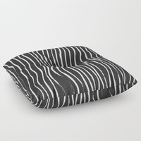 minimal movement Floor Pillow by DuckyB