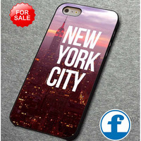 New York City for iphone, ipod, samsung galaxy, HTC and Nexus Phone Case