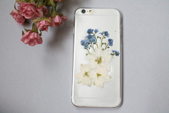 flowers case iphone 6