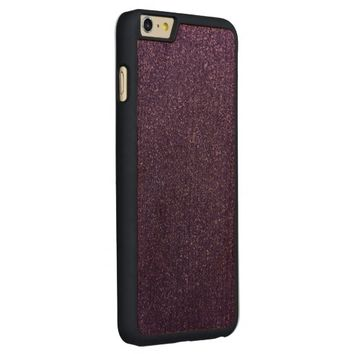 Cool Awesome Purple Glitter Carved® Cherry iPhone 6 Plus Slim Case