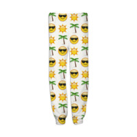 emoji pants #7 created by Xrown   Print All Over Me
