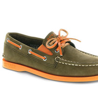 Sperry Top-Sider Authentic Original Gore Boys Boat Shoes