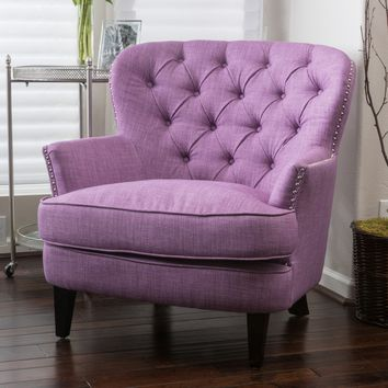 Laxford Upholstered Club Chair