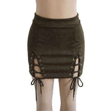The Risk Taker Skirt