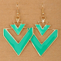 Vivacious Statement Earrings