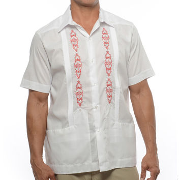 Carlos Basic Mexican Wedding Shirt
