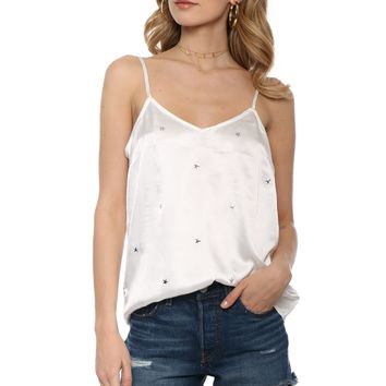 Willow & Clay Studded Star Cami