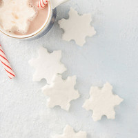 Saxon Chocolates Snowflake Marshmallows