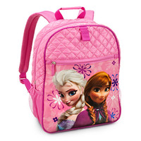 Anna and Elsa Backpack - Frozen - Personalized