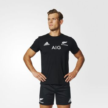 adidas All Blacks Home Replica Tee - Black | adidas UK