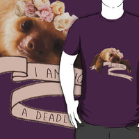 """I Am Not a Deadly Sin"" Sloth"