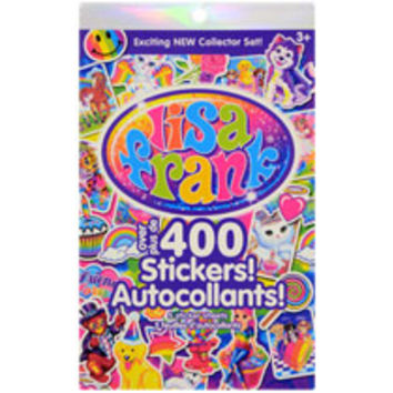Bulk Lisa Frank Sticker Books at DollarTree.com