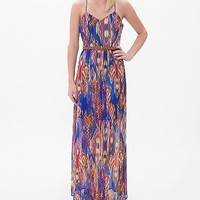 Stoosh Southwestern Maxi Dress