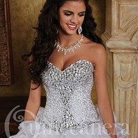 Quinceanera Collection 26753 | House of Wu | Quinceanera Dresses | Quince Dresses | Dama Dresses | GownGarden.com