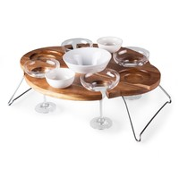 Picnic Time 'Mesarita' Margaritas, Chips & Dip Serving Tray | Nordstrom