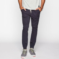 Imperial Motion Denny Mens Jogger Pants Indigo  In Sizes
