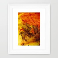 Wing Framed Art Print by Stephen Linhart
