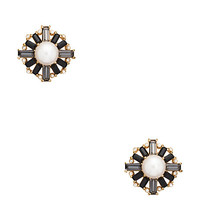 Kate Spade Kate Spade Statement Studs Neutral Multi ONE