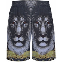 Dope Lions Mesh Shorts