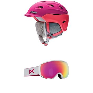 Smith Vantage Helmet - Women's + Anon WM1 Goggles - Women's