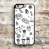 iPhone 6 6s 5s 5c 4s Cases, Samsung Galaxy Case, iPod Touch 4 5 6 case, HTC One case, Sony Xperia case, LG case, Nexus case, iPad case, Black and White Tumblr Cases