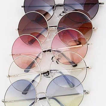 Hippie Rounded Sunnies