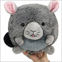 Mini Squishable Chinchilla