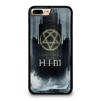 HIM BAND HEARTAGRAM iPhone 7 Plus Case Cover