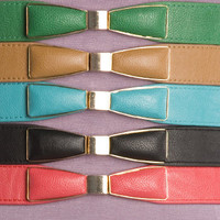 Candy-Bow Belt - $16.95 : Indie, Retro, Party, Vintage, Plus Size, Dresses and Clothing in Canada
