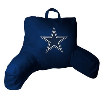 "Cowboys OFFICIAL National Football League, 20.5""x 21"" Bed Rest Pillow  by The Northwest Company"