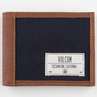 Volcom Hybrid Wallet - Boardshorts And Walkshorts In One Navy One Size For Men 22833911501