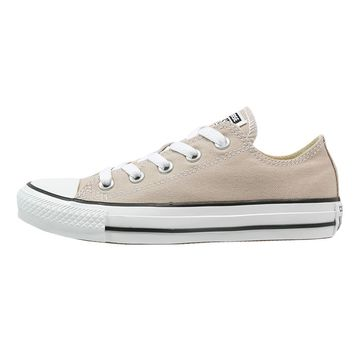 Converse CHUCK TAYLOR ALL STAR OX - Trainers - papyrus - Zalando.co.uk